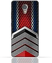 Lenovo P2 TPU Silicone Case With Geometric Mesh Pattern Design