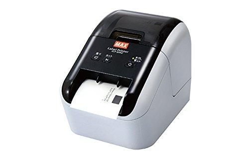 マックス 感熱ラベルプリンタ(ラベル作成ソフト付) ELP-60N2 IL90307