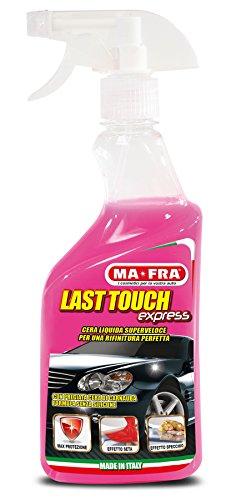 Cera liquida auto istantanea 500 ml MA-FRA LAST TOUCH EXPRESS