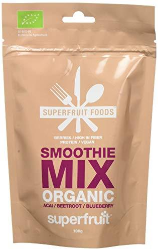Superfruit Foods Smoothie Mix - Açaí Beetroot Blueberry - EU Organic 1710