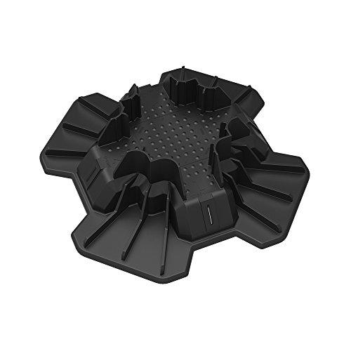 TuffBlock - Instant Foundation Block for Decks (8-Pack)