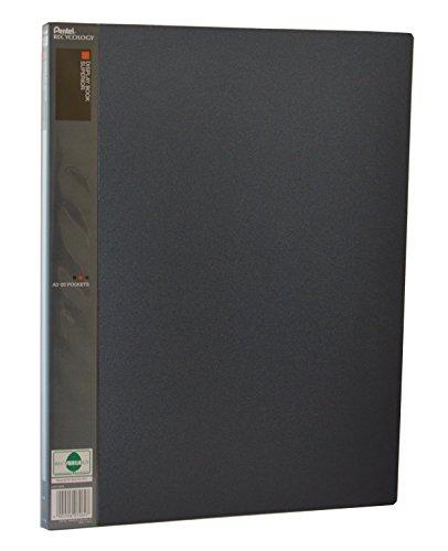 Pentel DCF132A Präsentationsmappe Format A3, Anthrazit