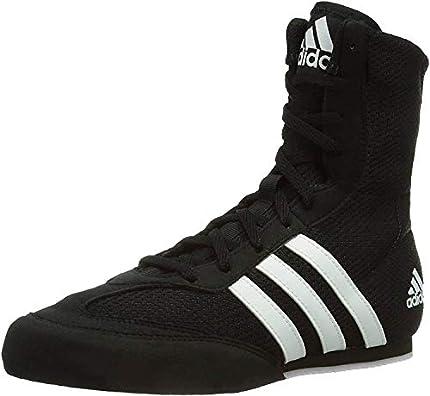Zapatos de boxeo Adidas Box Hog 2 SS17., negro, 8.5 D(M) US