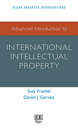 Frankel, S: Advanced Introduction to International Intellec (Elgar Advanced Introductions)