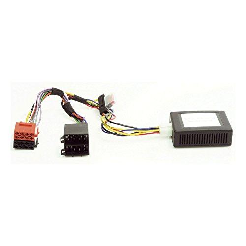 Caratec Install CI101S Spannungsstabilisator, ISO-Anschluss, für den Einsatz in Fahrzeugen, für Radio und Navigationssysteme