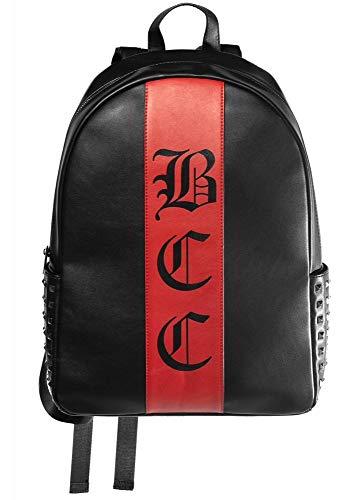 Blackcraft Cult bcc rot Streifen Rucksack