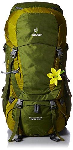 Deuter Aircontact 50 10 SL Trekking-Rucksack Pine/Moss