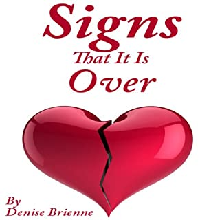 Signs That It Is Over audiobook cover art