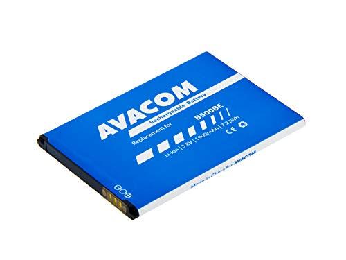 AVACOM EB-B500BE - Batería para Samsung Galaxy S4 Mini (Ion de Litio, 8 V, 1900 mAh)