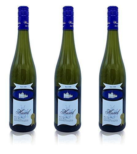Weingut Michel-Roos Huxelrebe Spätlese süß 3 x 0,75l - Weißwein