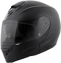 ScorpionExo EXO-GT3000 Full Face Modular Helmet (Matte Black, Medium)