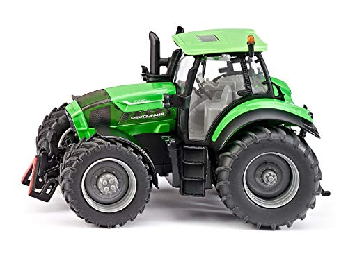 SIKU 3284, DEUTZ-FAHR Agrotron 7230 TTV Traktor, 1:32, Metall/Kunststoff, Grün, Viele Funktionen
