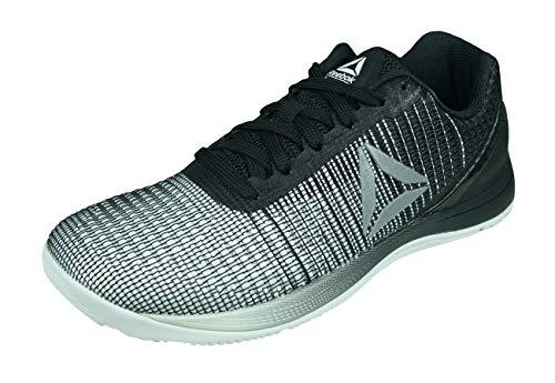Reebok Zapatillas de deporte para mujer Crossfit Nano 7 Weave, color negro, color Gris, talla 36 EU