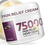 Best Arthritis Knee Pain Creams - Pain Relief Hemp Cream - Maximum Strength Remedy Review