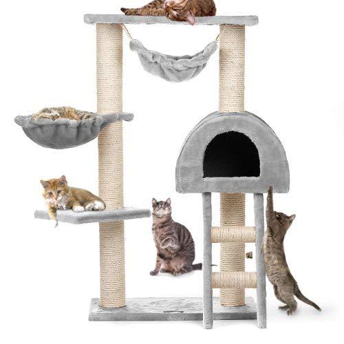 Kratzbaum Happypet CAT018-2 mittelhoch - 8