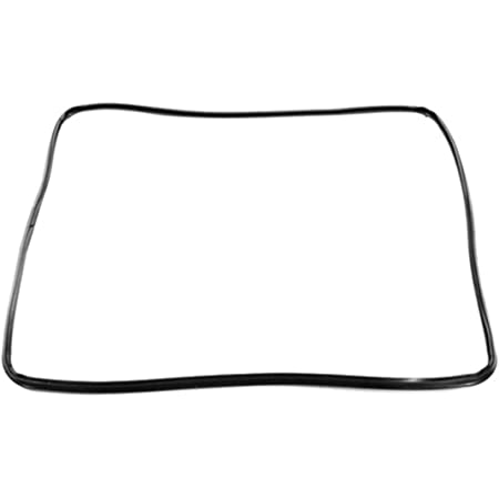 Details about  /Hotpoint Oven Cooker Door Seal Gasket /& Square Corner Fixing Clips Silicone NEW