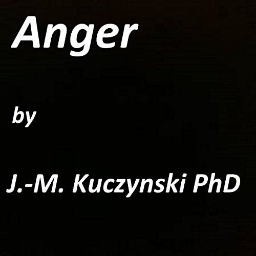 Anger: A Dialogue audiobook cover art