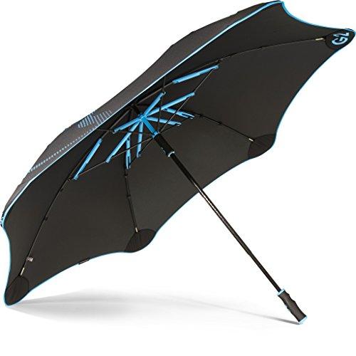 Blunt Golfschirm mit 14,7 cm Überdachung und windfestem Radial-Spannsystem, Aqua Blue (Blau) - 82755