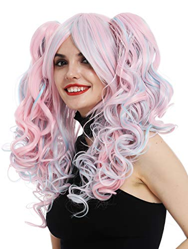 comprar pelucas bicolor on line