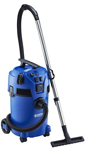 Nilfisk Multi II 30 T Nass-/Trockensauger, für die Reinigung im Innen- & Außenbereich, 30 Liter Fassungsvermögen, 1400 W Eingangsleistung (blau)
