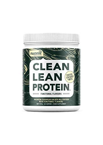 Nuzest Clean Lean Protein 225g Coffee Coconut & MCTs, 0.1