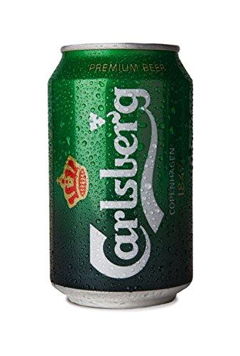 Carlsberg - Lata Cerveza 33 cl