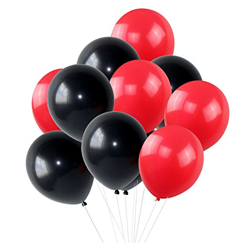 package of red balloons - 6