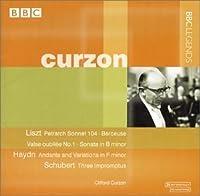 Clifford Curzon - Recital (2001-11-15)