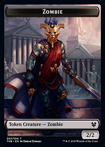 Magic: the Gathering - Zombie - Zombie - Theros Beyond Death