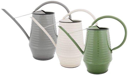 Esschert Design Gießkanne, Wasserkanne, Blumenkanne, sortiert, 1 Stück, 23,5 x 10,7 x 19,5 cm
