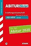 STARK AbiturSkript - Erziehungswissenschaft - NRW ab 2020 -