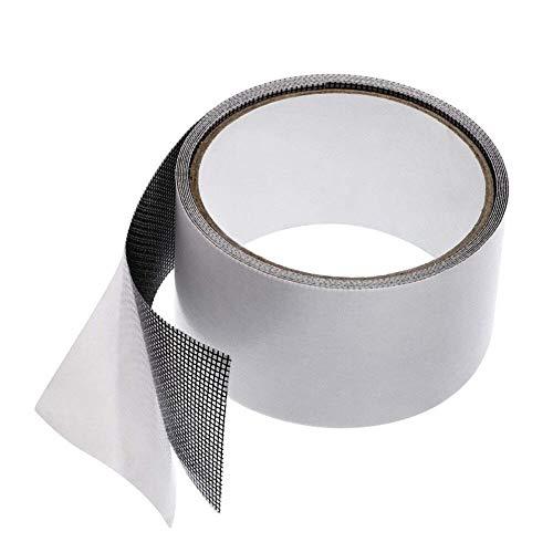 CHENGTAO Reparaturband-Tür-Reparaturband Wasserdicht Fliegengitter-Abdeckung Reparaturband Zubehör for Die Küche Parts (Color : Black, Size : 5 cm x 200 cm)