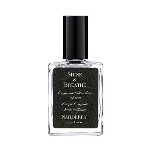 NAILBERRY Shine & Breathe Oxygenated Ultra Top Coat