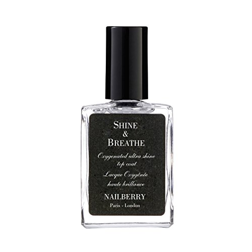 NAILBERRY Shine & Breathe Oxygenated Ultra Top Coat