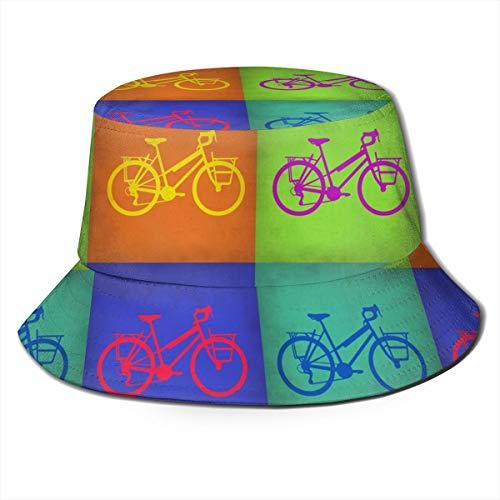 MKH Dude I Dont Really Care - Sombrero plegable de lona para...