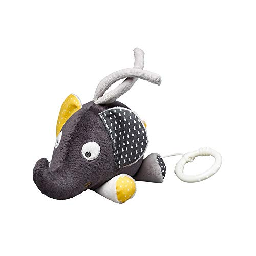 Peluche musicale Babyfan - Sauthon