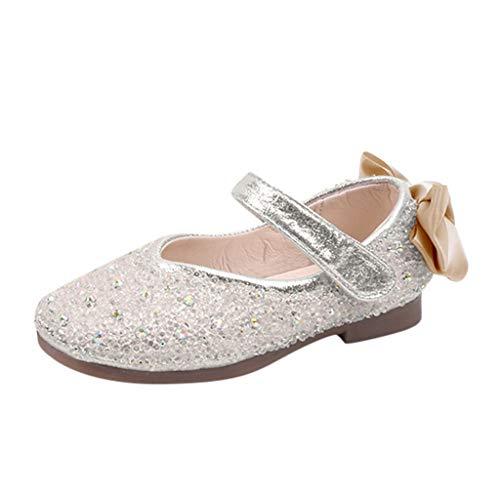 T- Meisjesschoenen voor meisjes, prinsessenschoenen, kristal, platte schoenen, feest, glitter, pumps, feestelijke meisjesschoenen, carnaval, party, uitvoering, kostuum, Mary Jane schoenen, schoenen, schoenen, steelschoenen