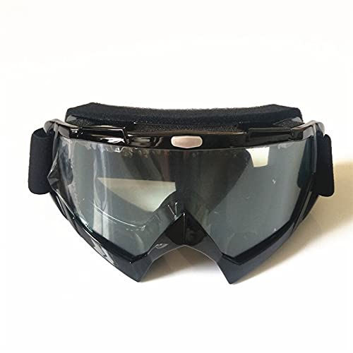 Gafas Moto,Moto Gafas Gafas de motocross Off Road Motorcycle Rotective Gafas Gafas de suciedad Bicicleta Sunglasses cuesta abajo Ciclismo de montaña Gafas Gafas Motocross