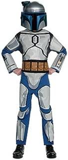 Star Wars Child's Jango Fett Costume, Medium