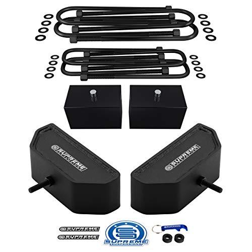 01 superduty lift kit - 3