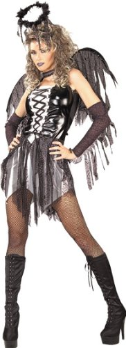 Secret Wishes - Adult Sized Costumes - Enchanting Creature Fallen Angel...