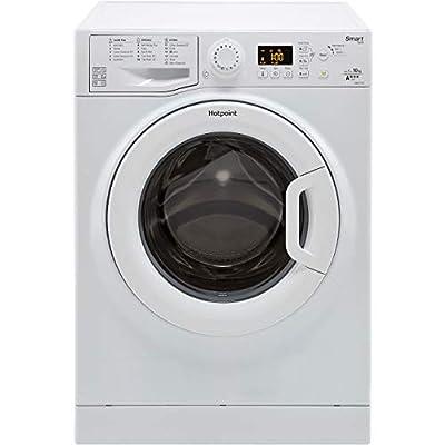 Hotpoint WMFUG1063P 10kg 1600rpm SmartClean Freestanding Washing Machine - White