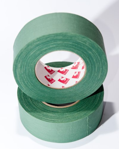 Olive Green Fabric Tape for Webbing Repair 5cm x 50m Scapa Genuine British Army Issue Sniper Tape