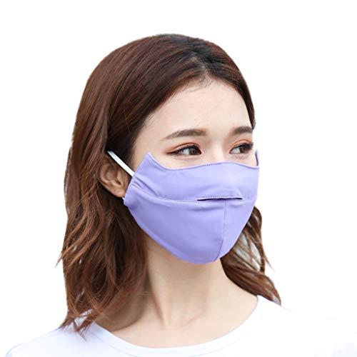 Frauen Anti-Staub antibakterielle Schnauze Outdoor-Reiseschutz Mund Tarnung