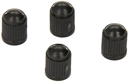 Silverline 380156 - Tapones de válvulas, 4 pzas