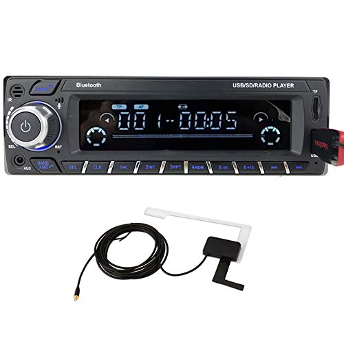 Boomboost Autoradio 1 Bluetooth Dab Bluetooth Autoradio 1 DIN RDS Bluetooth Mains Libres MP3 / WMA Dab + FM USB Diffusion Audio numérique Lecteur de Voiture Bluetooth 12V