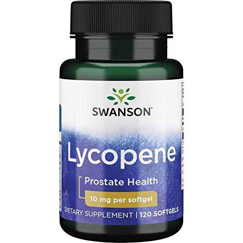 Swanson Lycopene 10mg 120 softgels