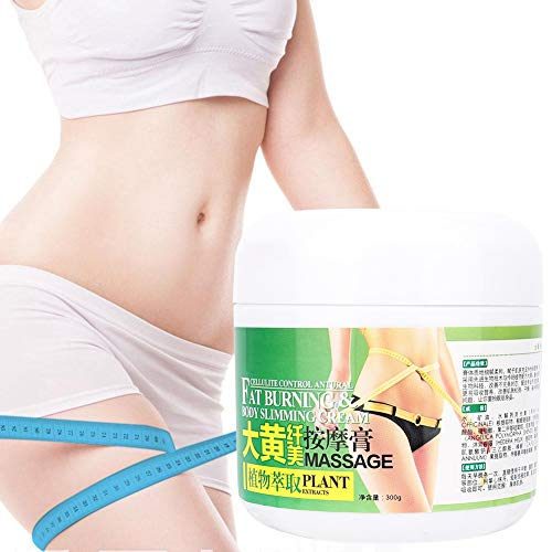 300 g lichaamsmassagecrème, cellulitis massage olie body curve plant formule gehydrolyseerde drugs met groot geel wortels extract, angelica, chili fruitextract