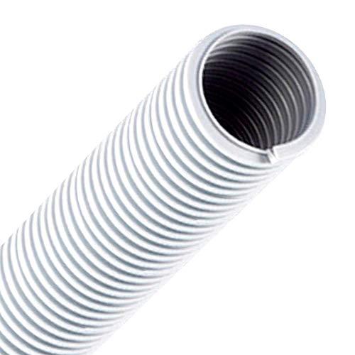 CLEFLEX EVA 32mm (1 1/4 inch), lengte metergoed - EVA stofzuigerslang, zeer flexibel, stapvast, drijfbaar, slang voor industriële zuigers, stofzuigers, zwembaden - zwembadreiniging, reinigingsmachine, schuurmachine
