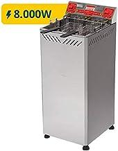 Fritadeira 25 Litros Água E Óleo, Gabinete, 8000w, 220v, Marchesoni,'.2.252.8g, Inox